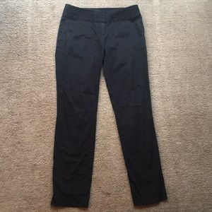 Black The Limited Drew Fit Size 6 dress pants pant